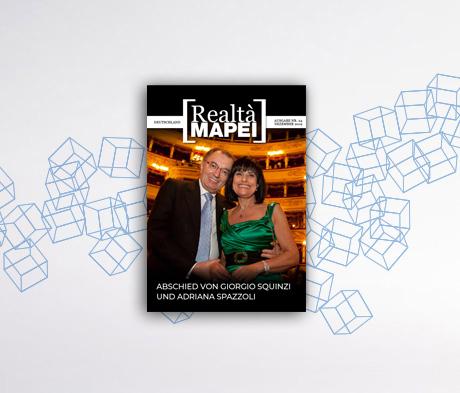 Das neue Magazin Realtà MAPEI #24 ist verfügbar!