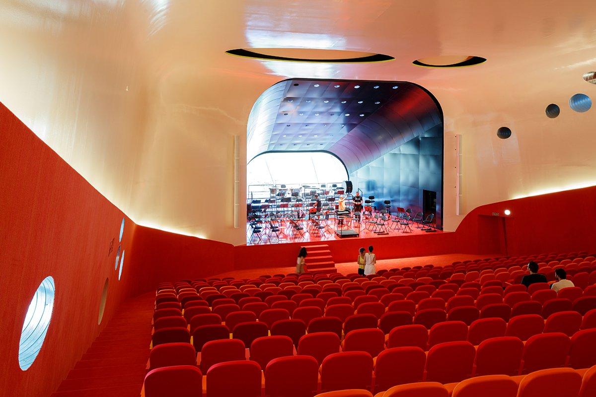 Palacio de Congresos y Auditorio de Plasencia 2