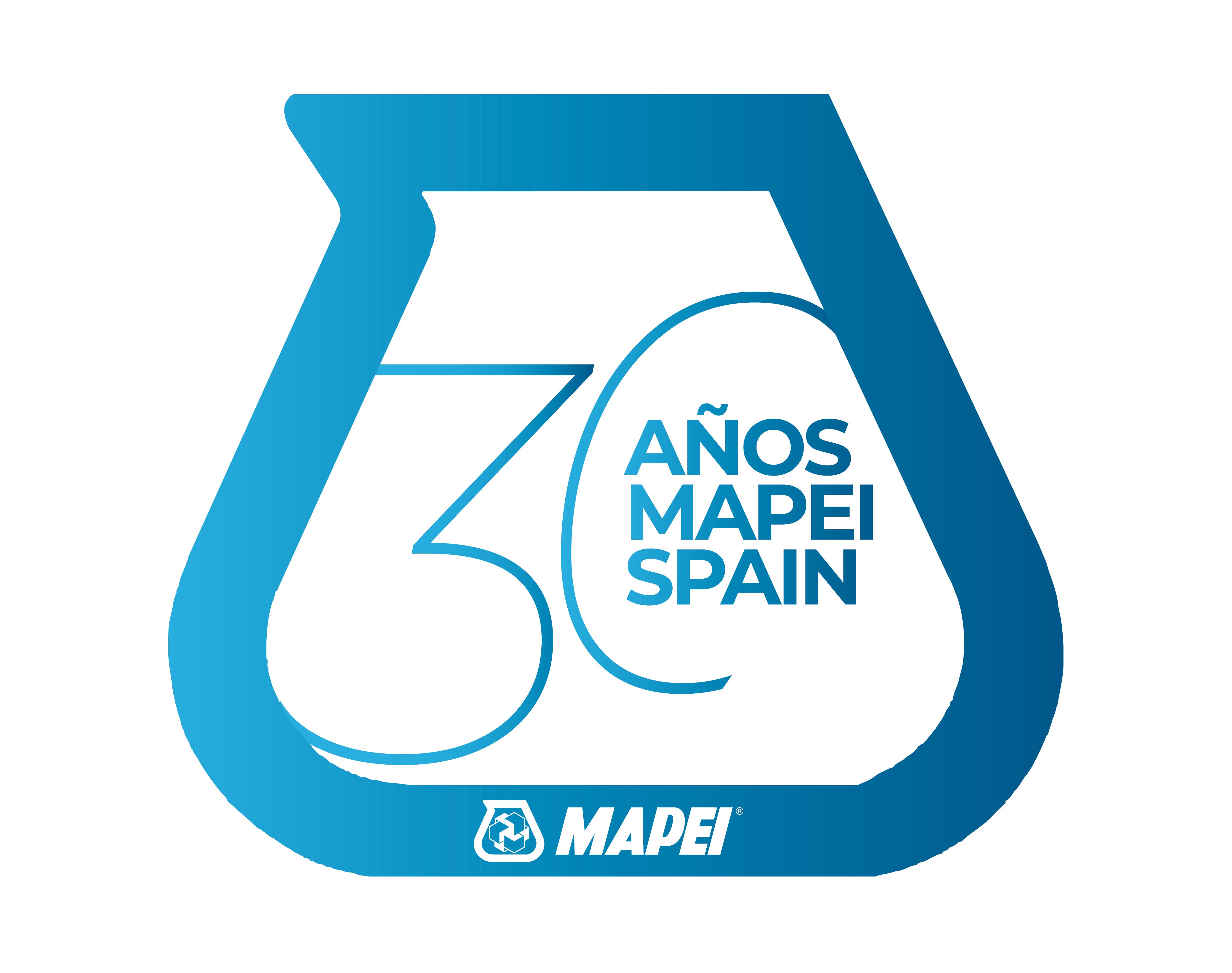 30 Aniversario de Mapei en España, Gracias a Vosotros !!