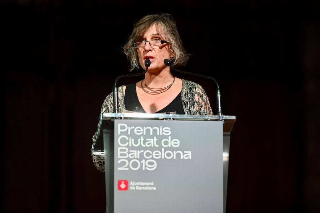 Anna Noguera Premis Ciutat de Barcelona
