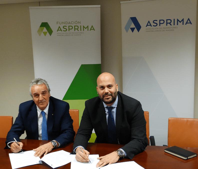 MAPEI se une a Fundación ASPRIMA