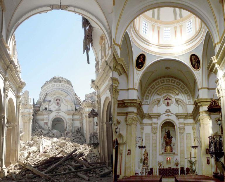 Tecnología antisísmica 10 años después del terremoto de Lorca