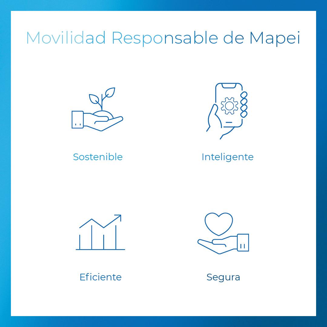 Movilidad Responsable de Mapei