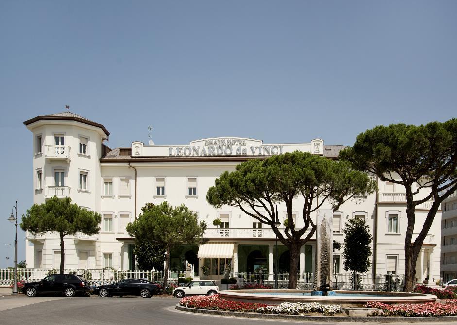 """Referencia de obra """"El Gran Hotel Leonardo da Vinci"""""""