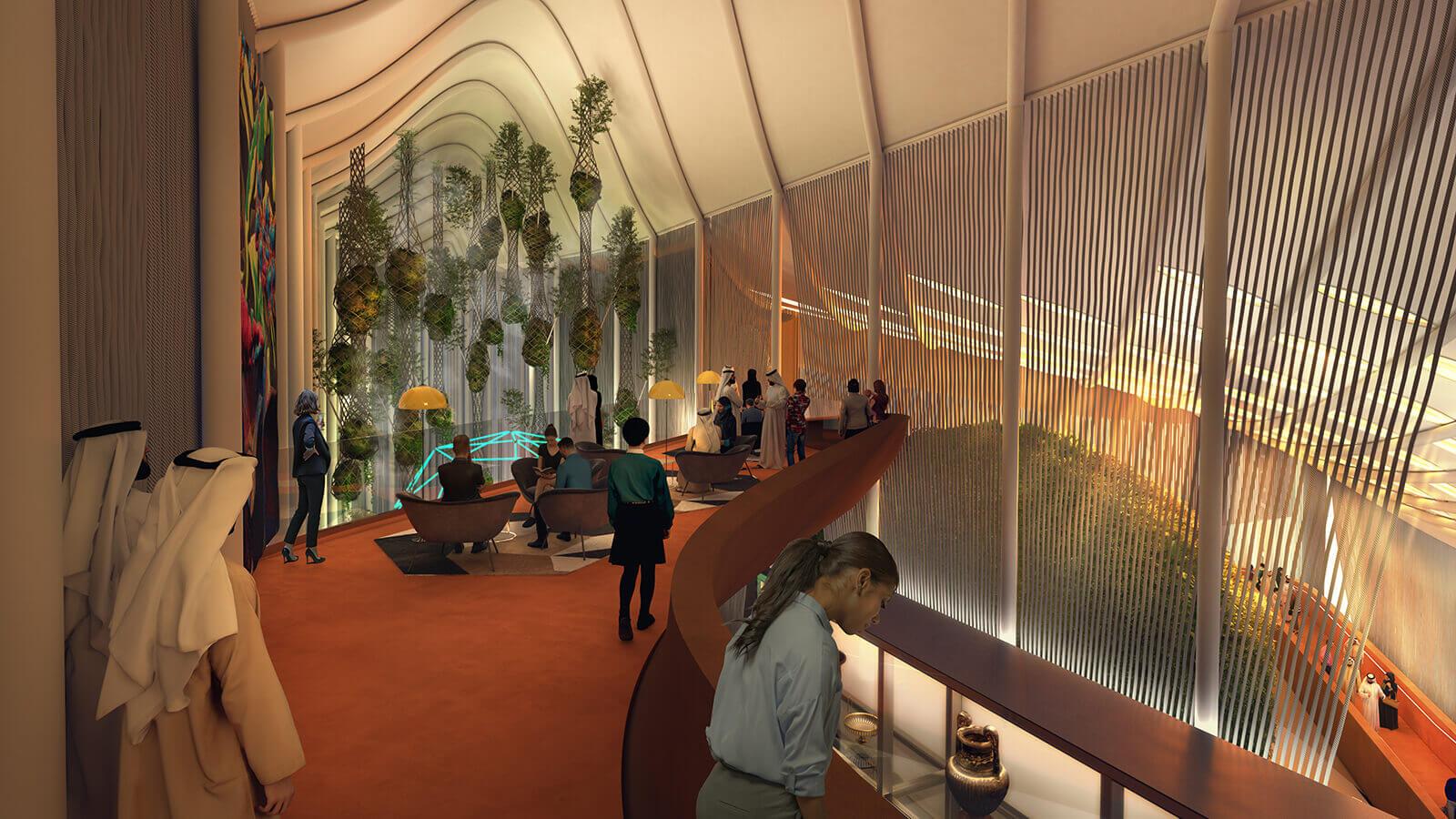Mapei y el pabellón de Italia en la Expo 2020 de Dubai