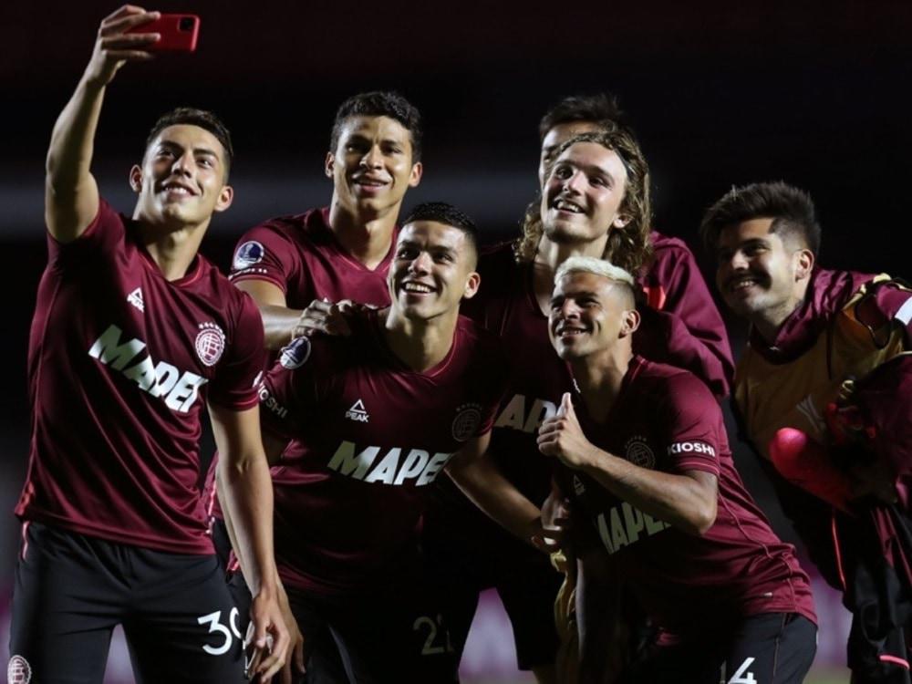 Mapei es el nuevo sponsor del Club Atlético Lanús
