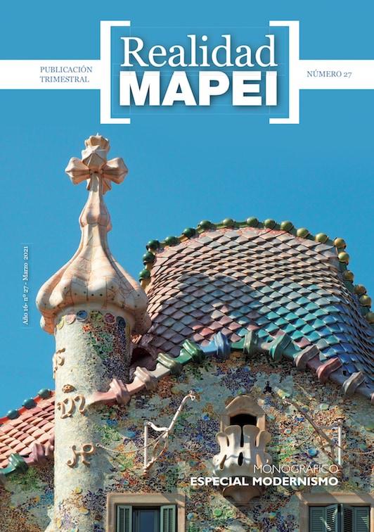 Monográfico sobre el Modernismo en la revista Realidad Mapei