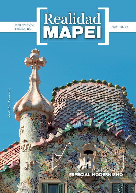 Portada Realidad Mapei 27