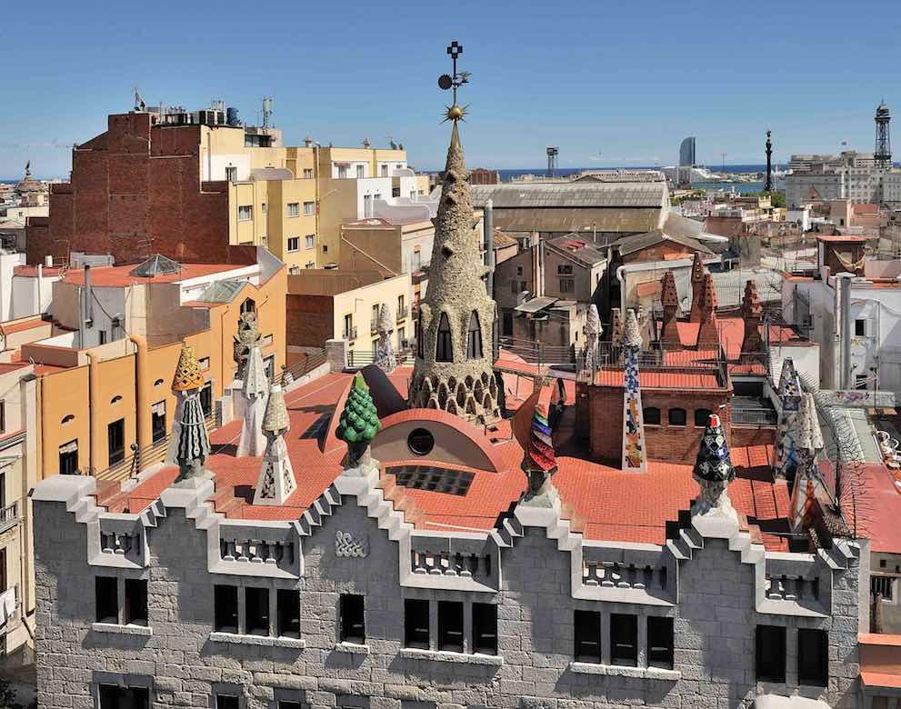 El Palau Güell Obra maestra de Antoni Gaudí
