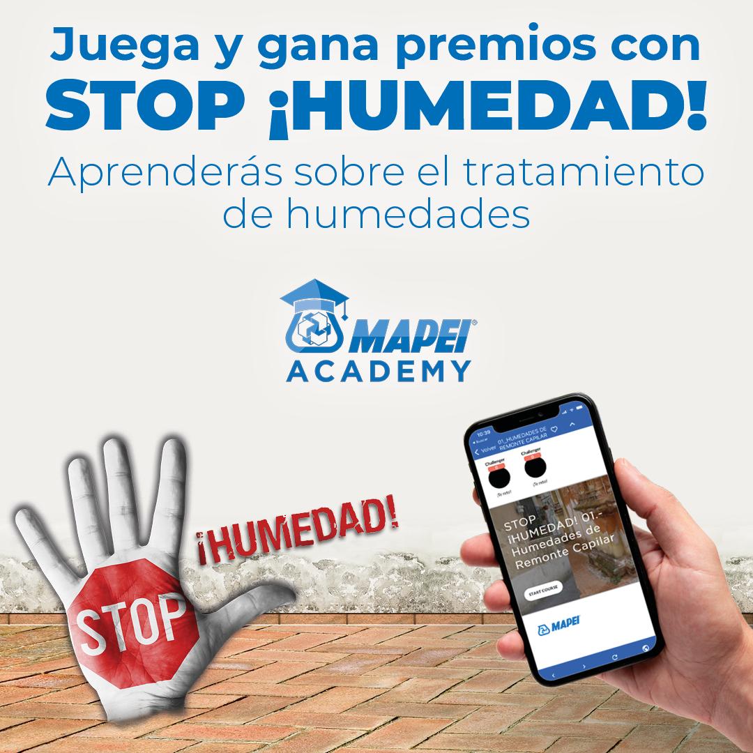 """Participa en el juego """"STOP HUMEDAD"""""""