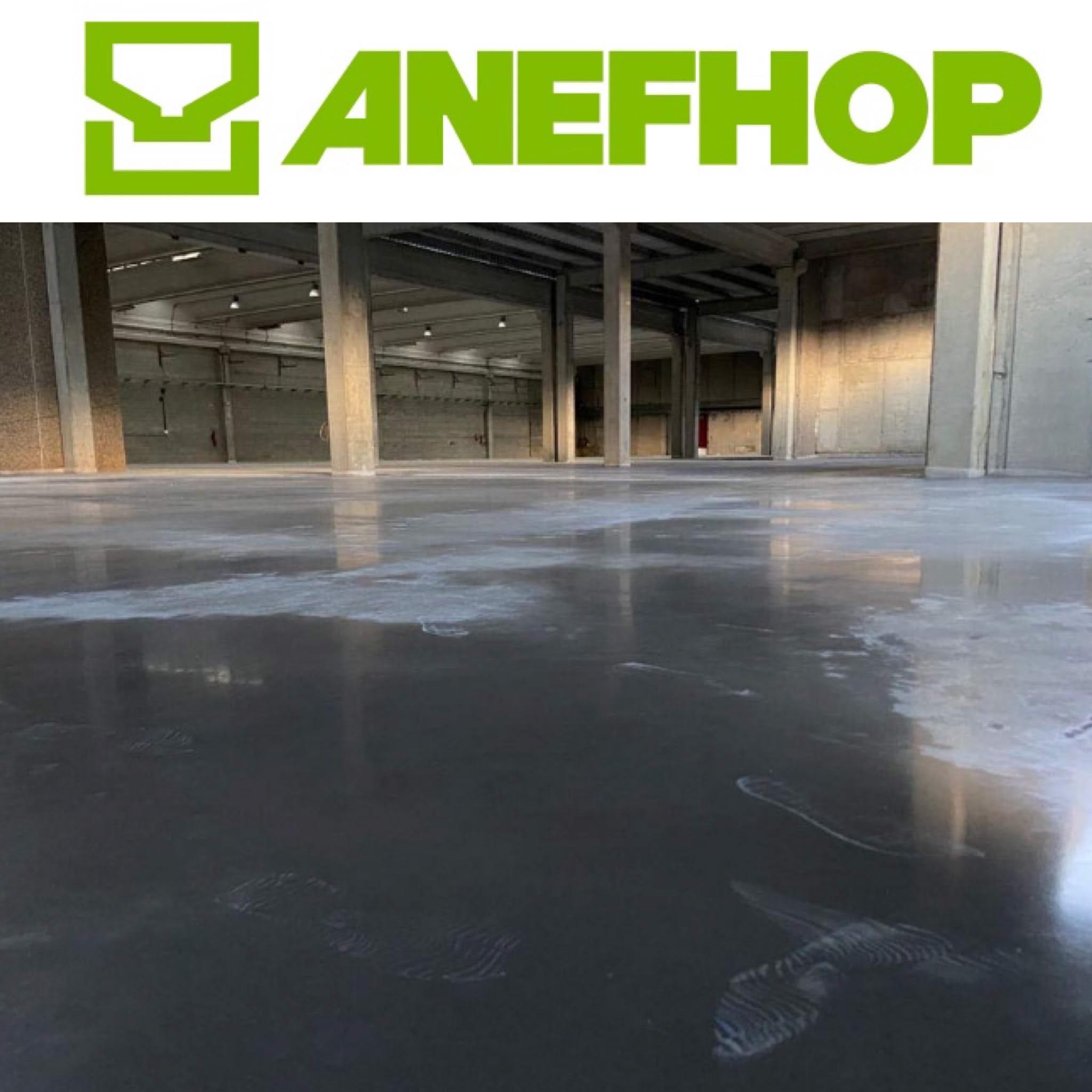 El Pavimento de Hormigón Conductivo consigue un accésit en los premios ANEFHOP