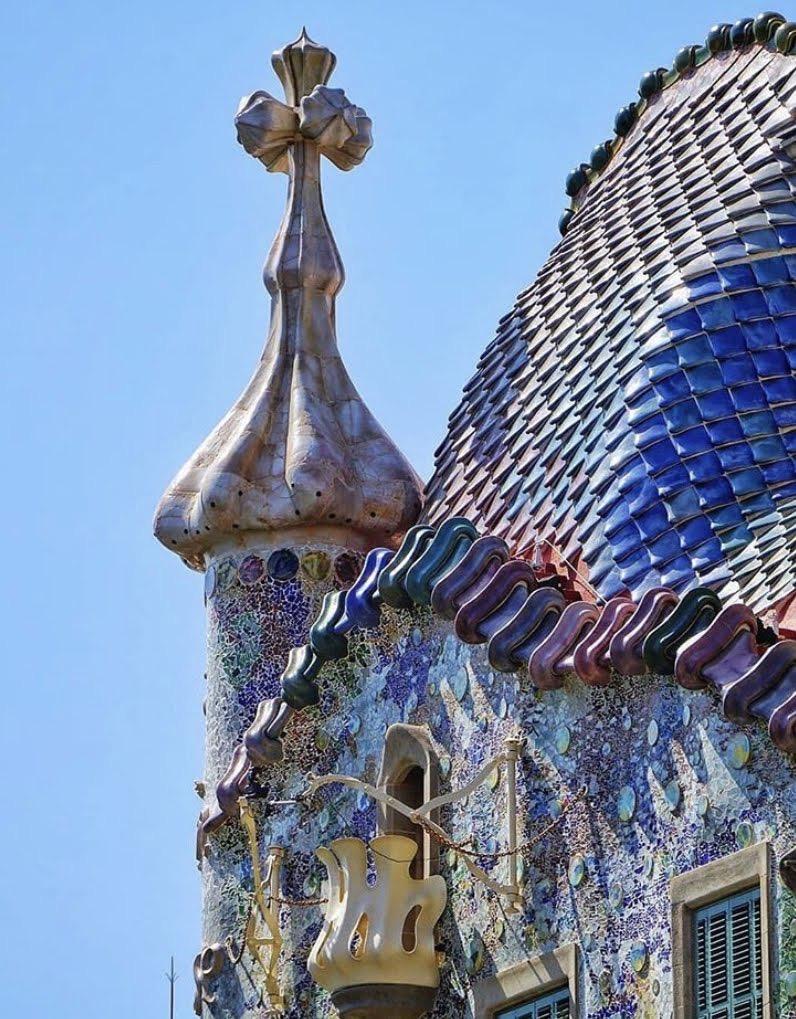 Las Obras de Gaudí deparan continuas sorpresas