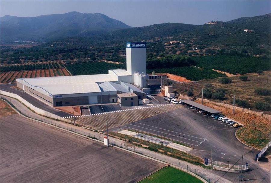 La storia di Mapei in Italia