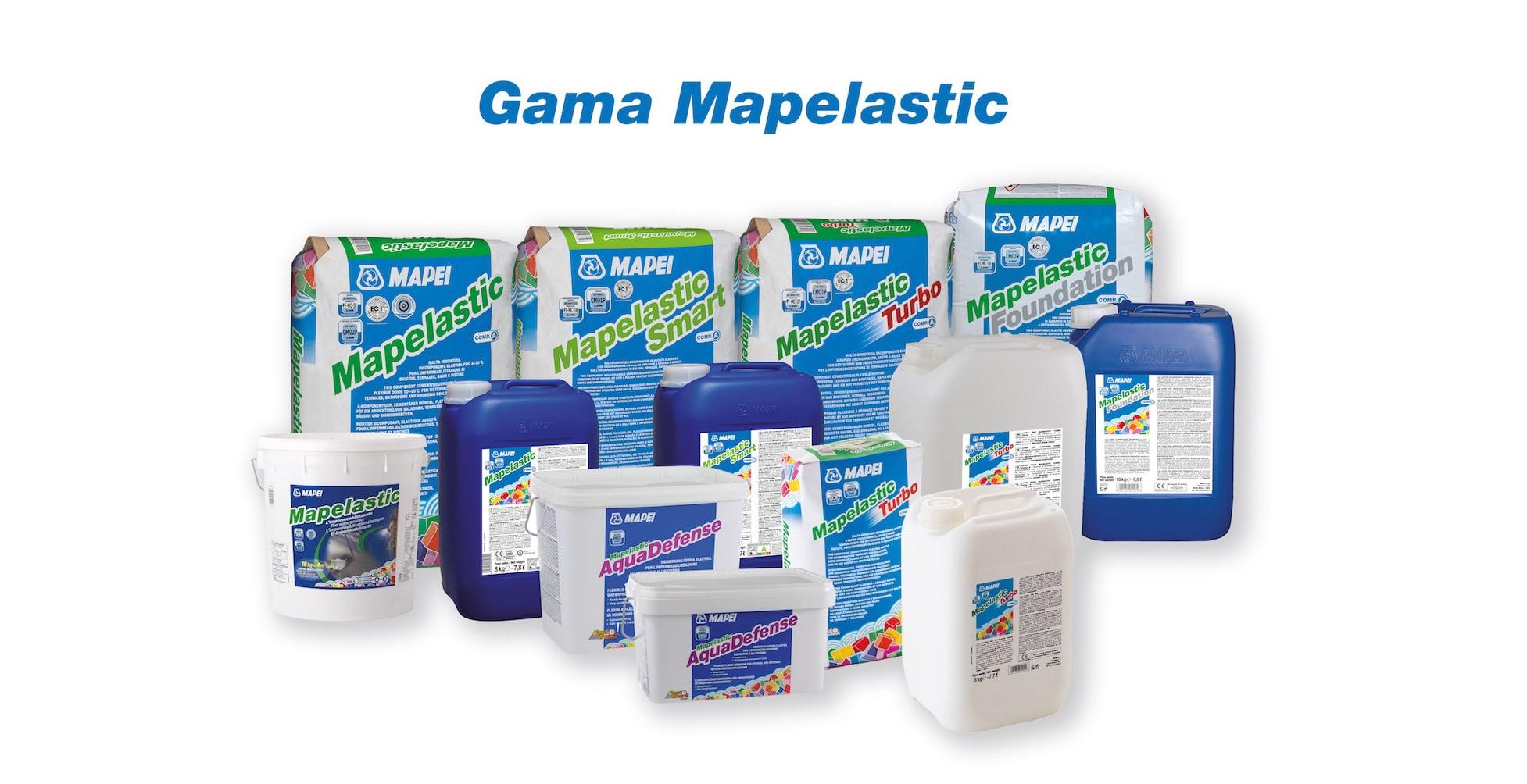 Gama-Mapelastic