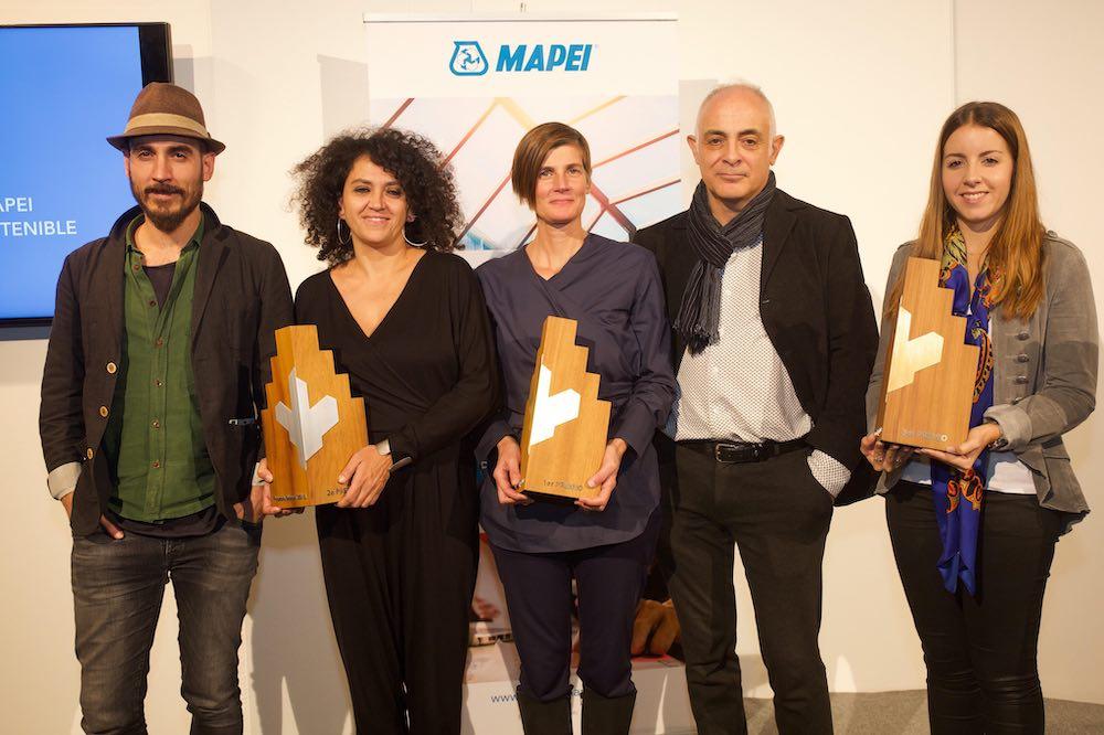 El Edificio Mixto de Viviendas y Alojamientos Temporales de Coll Leclerc ganador del Premio Mapei 2018
