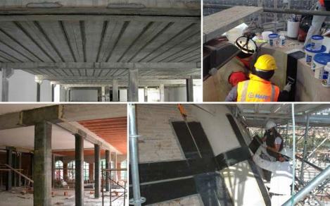 Mapei organiza una jornada en el COAATIEMU sobre protección antisísmica de los edificios