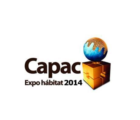 CAPAC Expo Habitat 2014 - presentando la línea de Acabados Murales