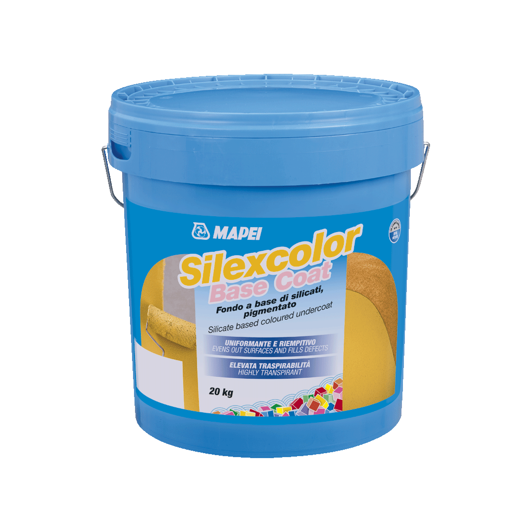 SILEXCOLOR BASE COAT