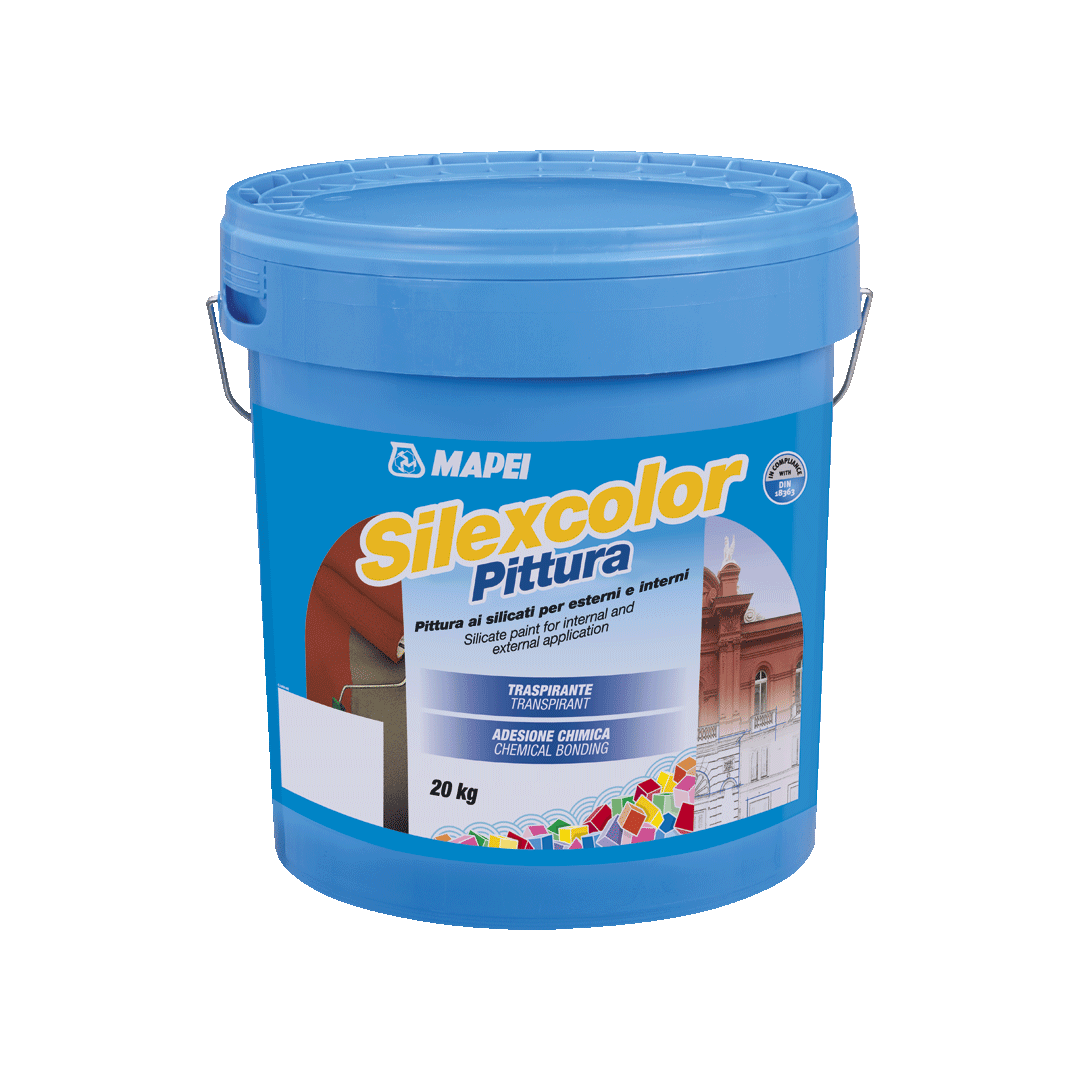 SILEXCOLOR PITTURA