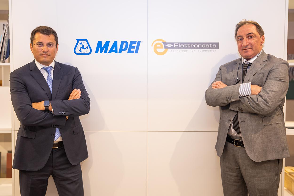 Mapei y Elettrondata anuncian el acuerdo de colaboración estratégica para el control de calidad del concreto transportado