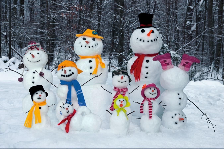 ЗИМА БЛИЗКО - фотоконкурс MAPEI «Лучшая зимняя фотография» для детей наших партнеров и сотрудников