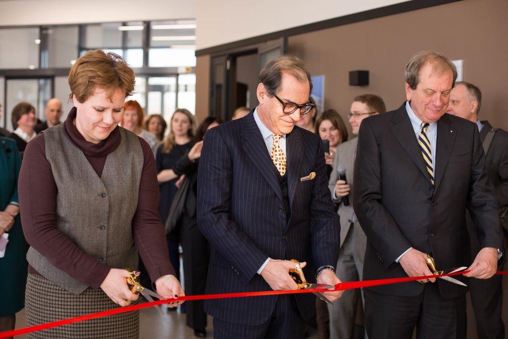 Открытие нового тренинг-центра MAPEI Academy в Ступино