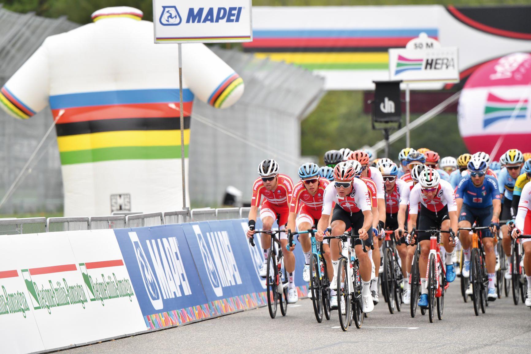Чемпионат мира UCI по шоссейным гонкам: MAPEI разжигает «старое пламя»
