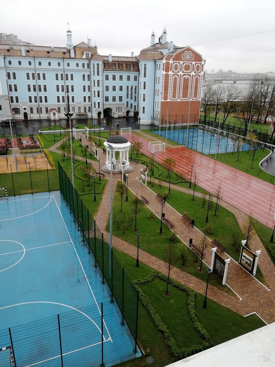 Нахимовское военно-морское училище, Санкт-Петербург