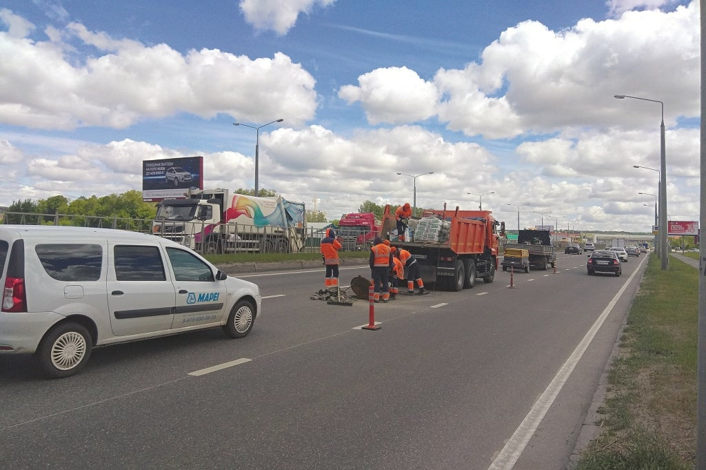 Программа ремонта дорог в городе Казань