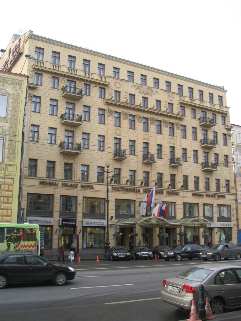 Nevskij Palace Hotel
