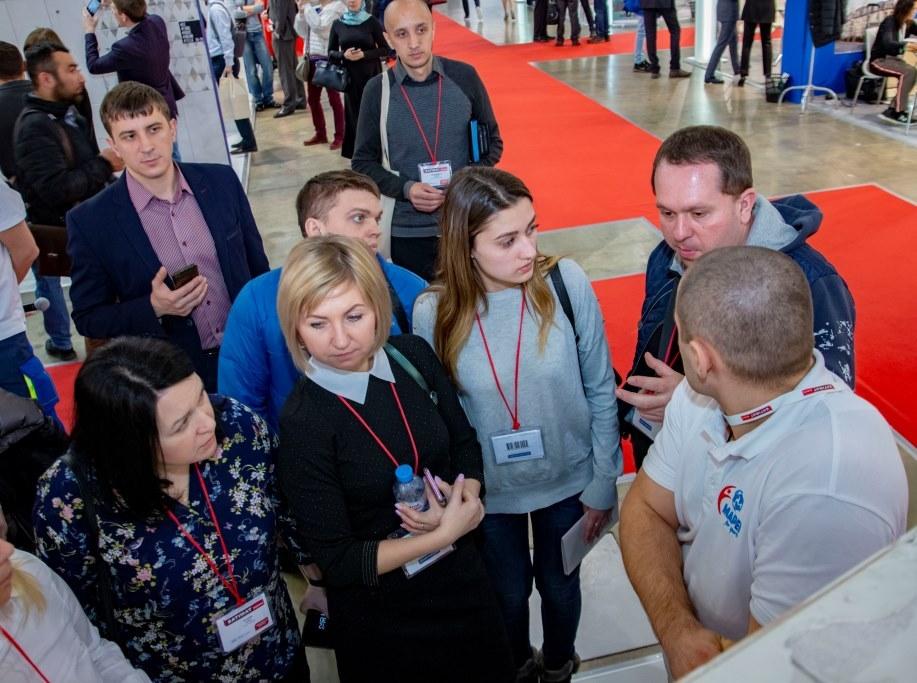 MAPEI на крупнейшей выставке в России BATIMAT 2019