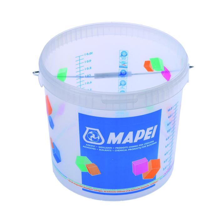 Мерное пластиковое ведро, 10 л