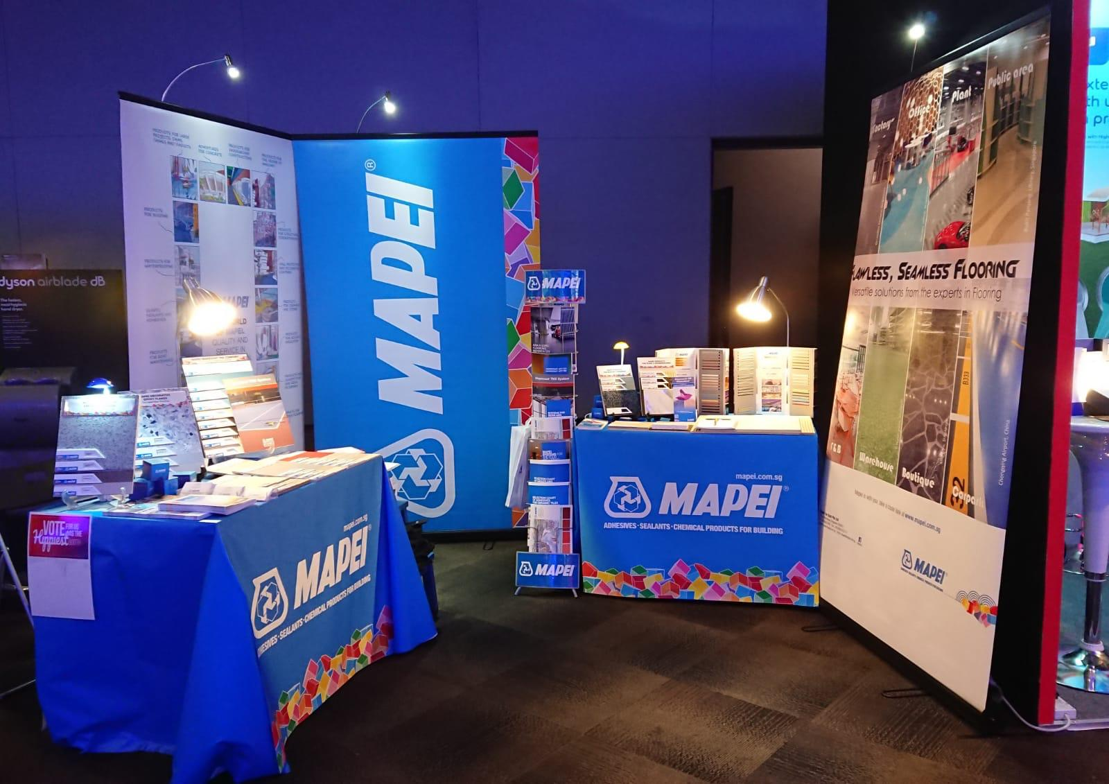 Mapei at BCI Equinox, Gardens by the Bay