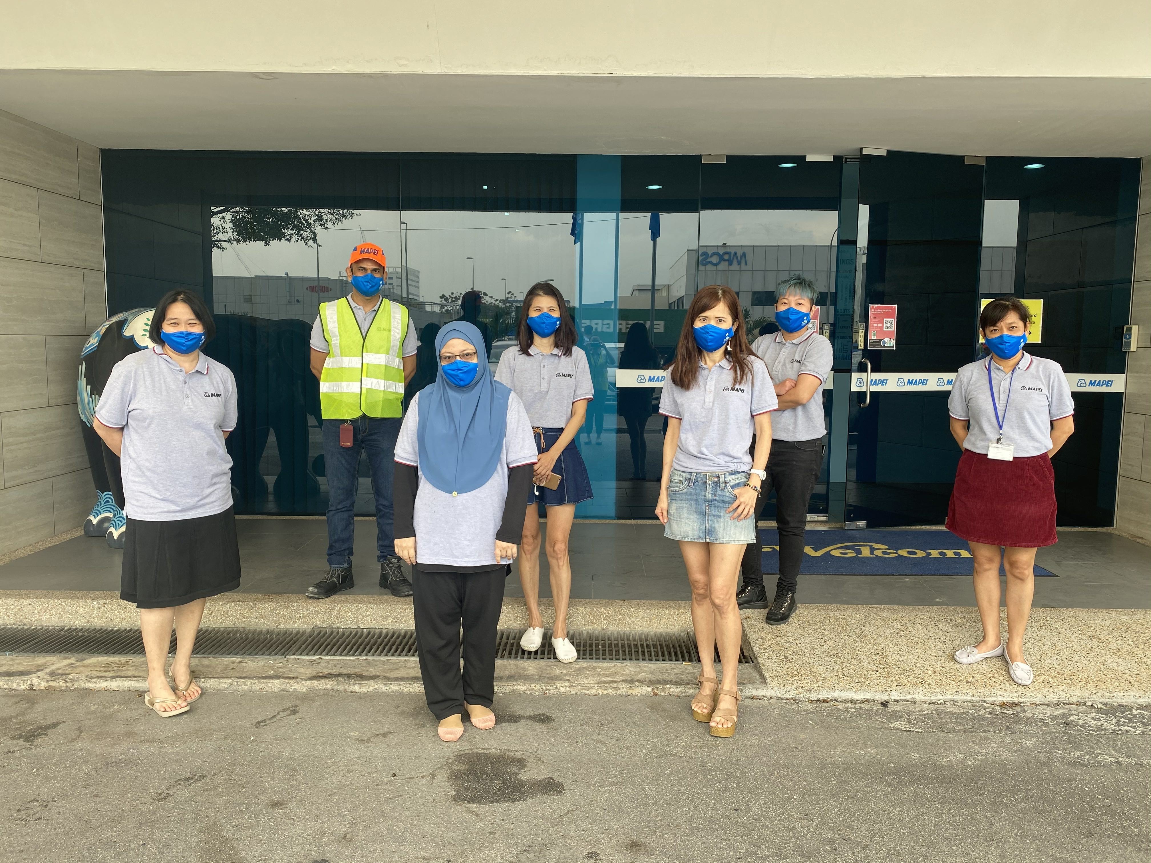 Mapei safety day - 1