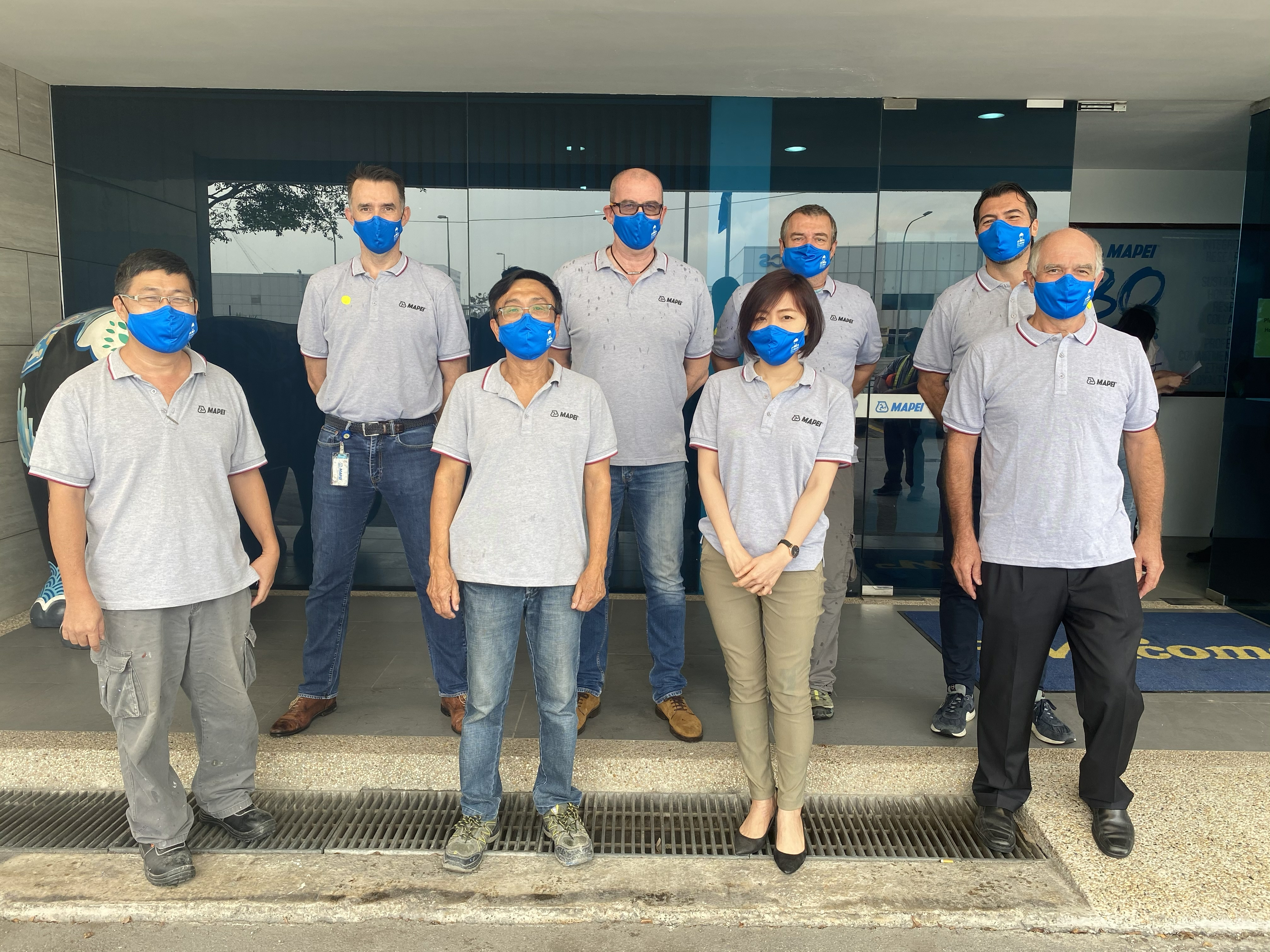 Mapei safety day - 2