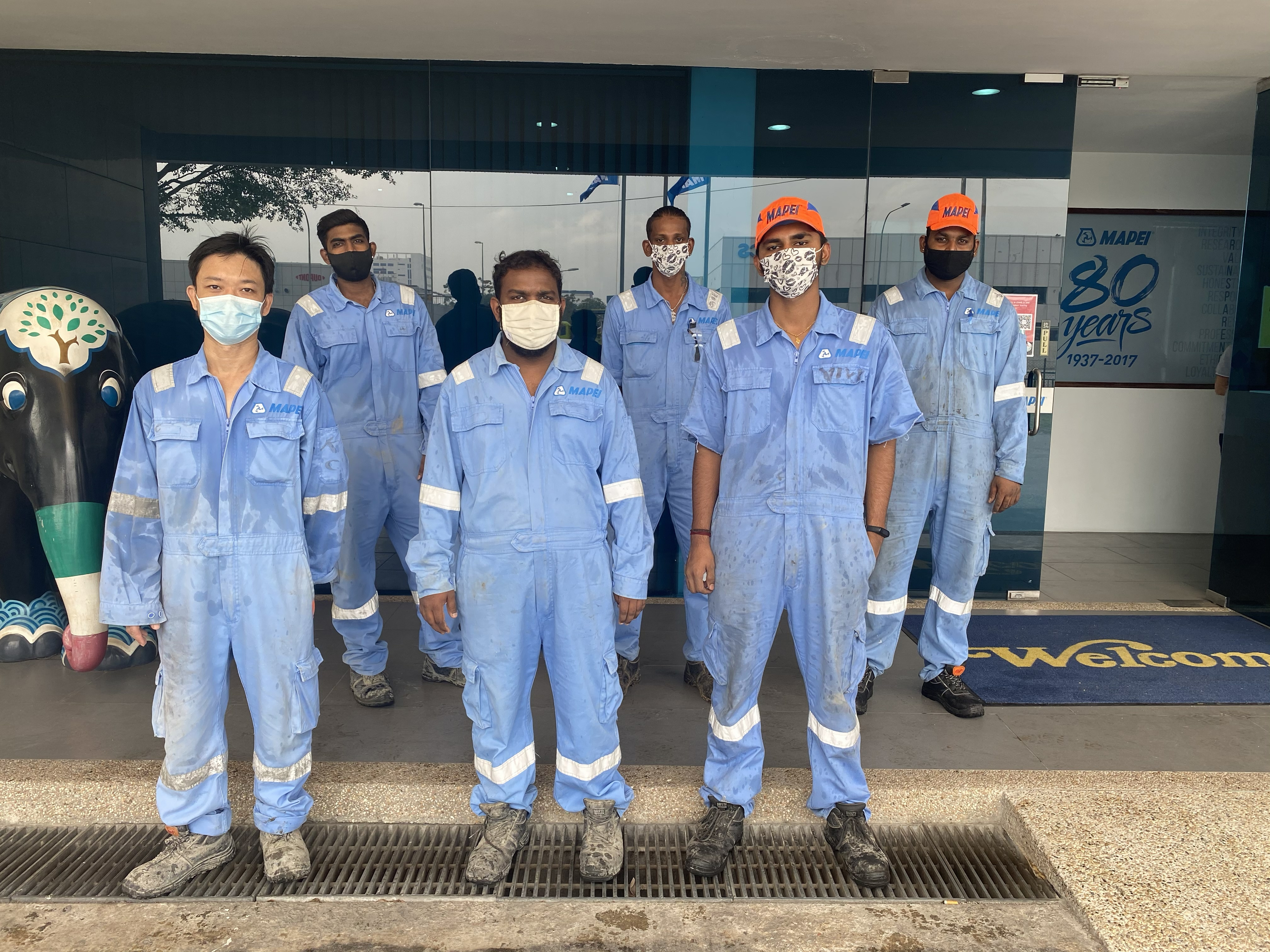 Mapei safety day - 8