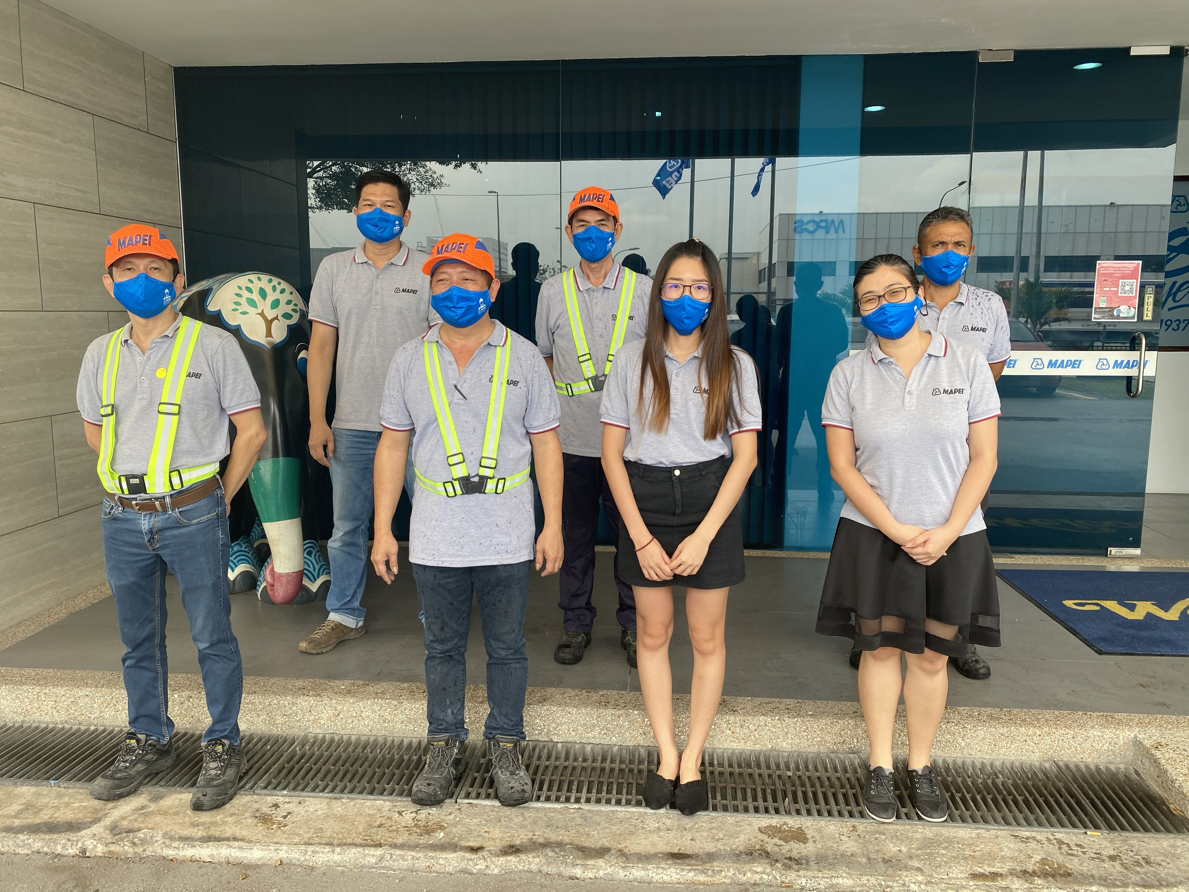Mapei safety day - 4