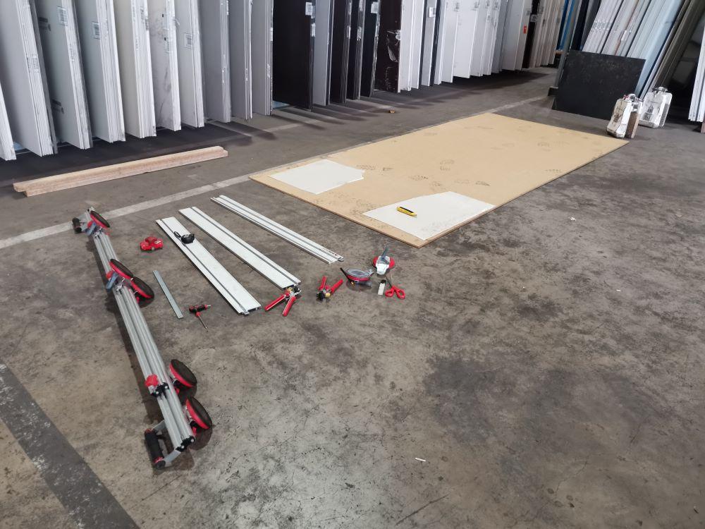 Mapei-Cosentino installation training_15 April 2021