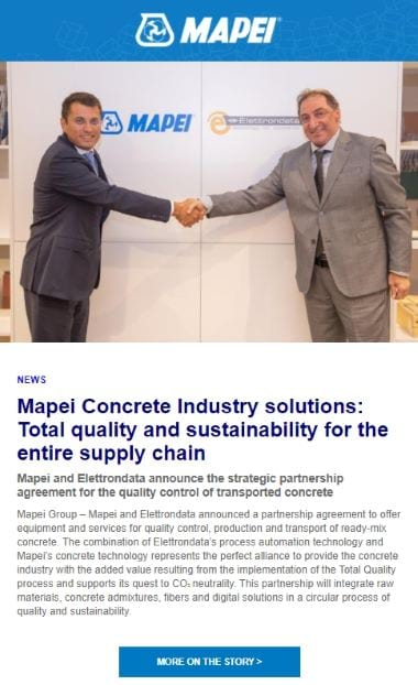 Mapei SG Newsletter - Aug 2021 issue