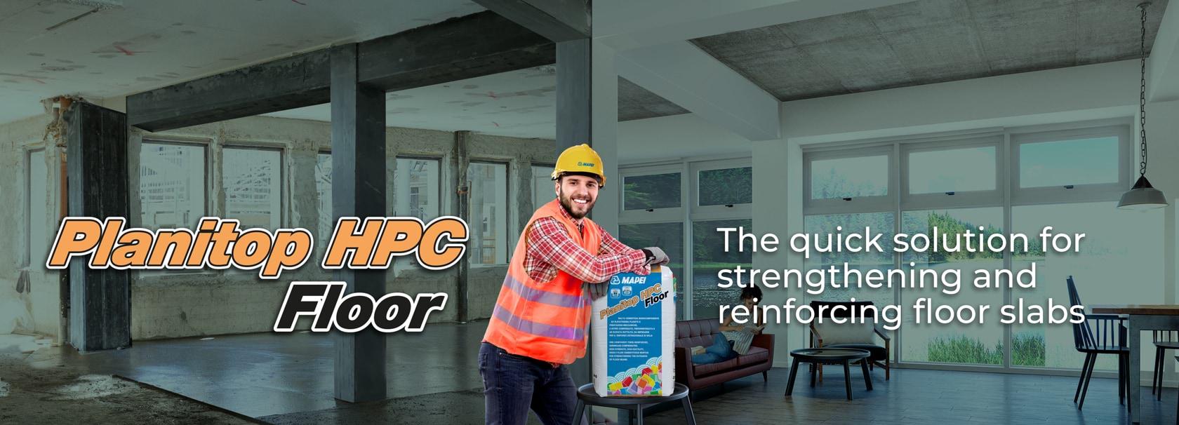 Plantop HPC Floor header