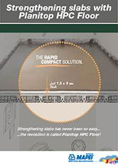 Concrete repair and structural strengthening for floor slabs