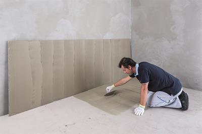 Tips for installing large format and thin tiles