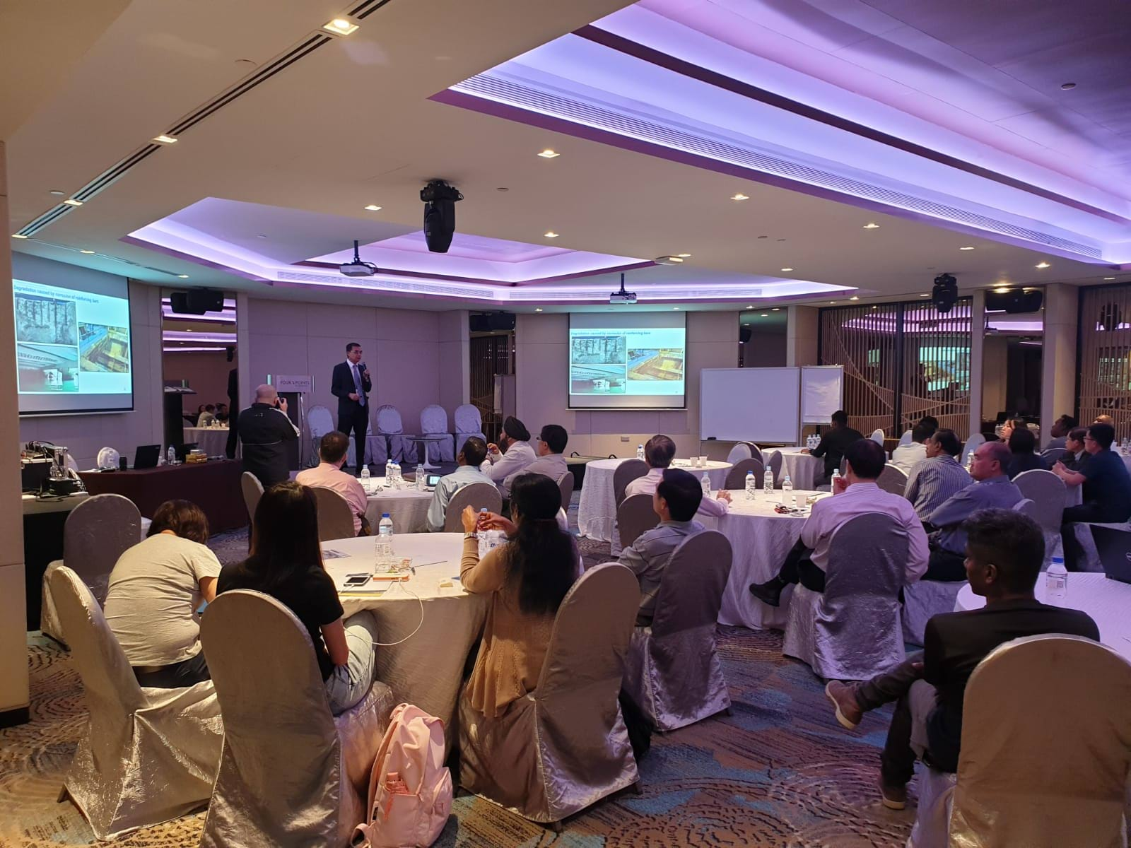 Seminar on Galvanic Corrosion and Cathodic Protection 2019