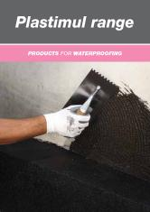 Waterproofing for basement and underground structures
