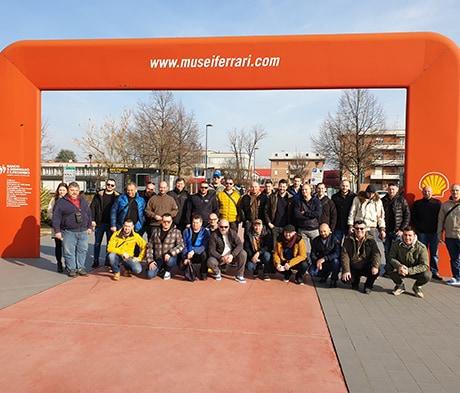 So zákazníkmi do Milána