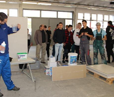 Úspešný štart prvých prednášok v rámci projektu Mapei Mladým