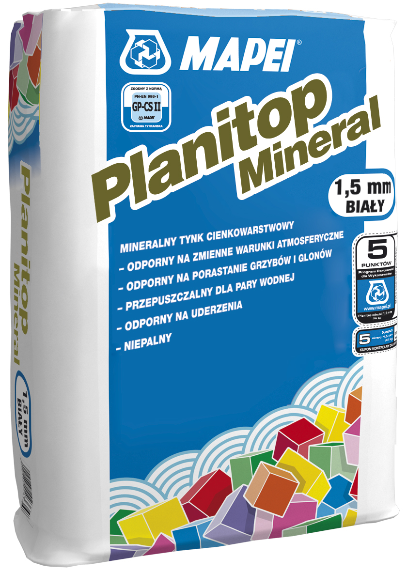 PLANITOP MINERAL 1,5 MM