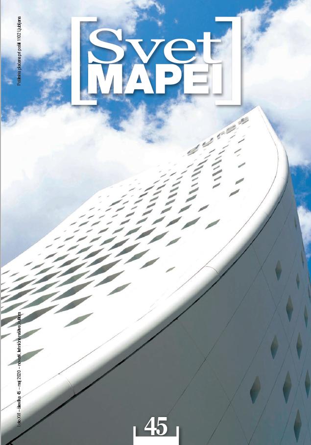 Svet Mapei 45