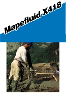 MAPEFLUID X418