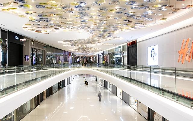 Fourways Mall Completion